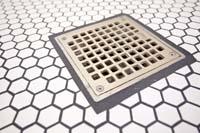 restroom floor drain