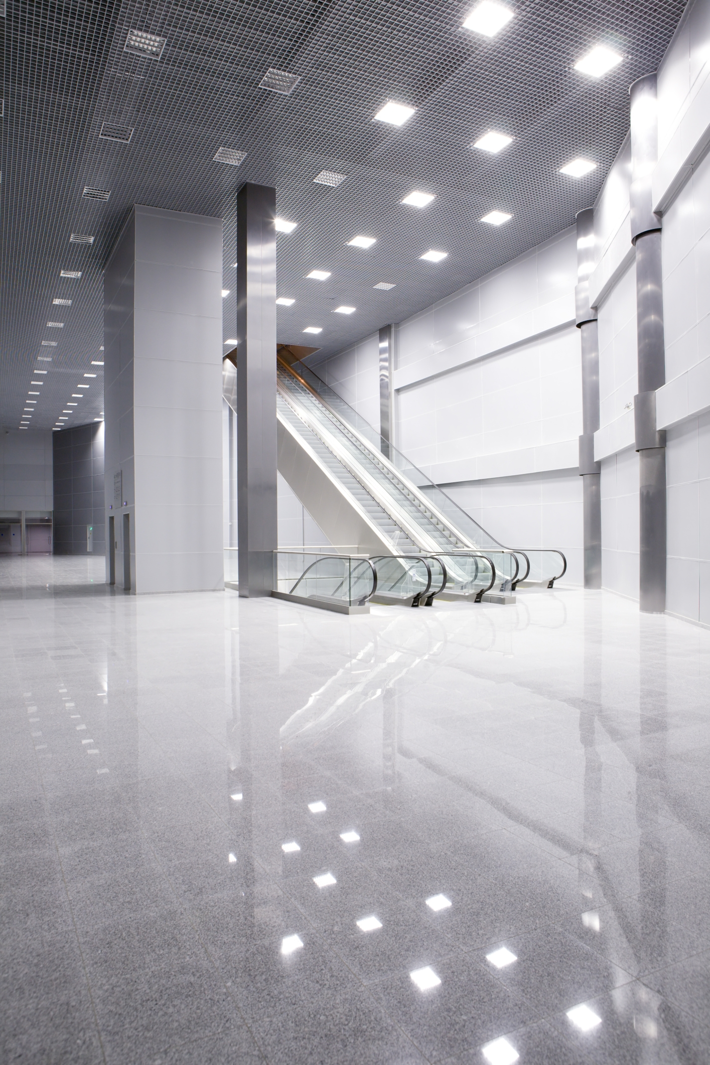 Beautiful Glossy Slippery Floors Cfm Service Corp Blog